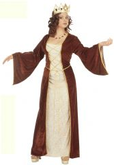 Medieval Princess Fancy Dress Costume